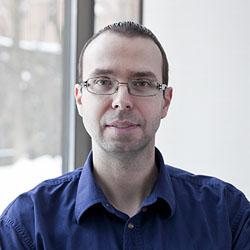 Milo Petrovic headshot